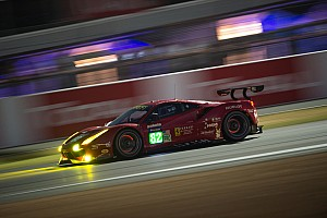 Le Mans Breaking news Risi Ferrari teams up with Keating for Le Mans entry