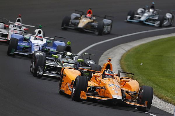 IndyCar Alonso, Indy 500