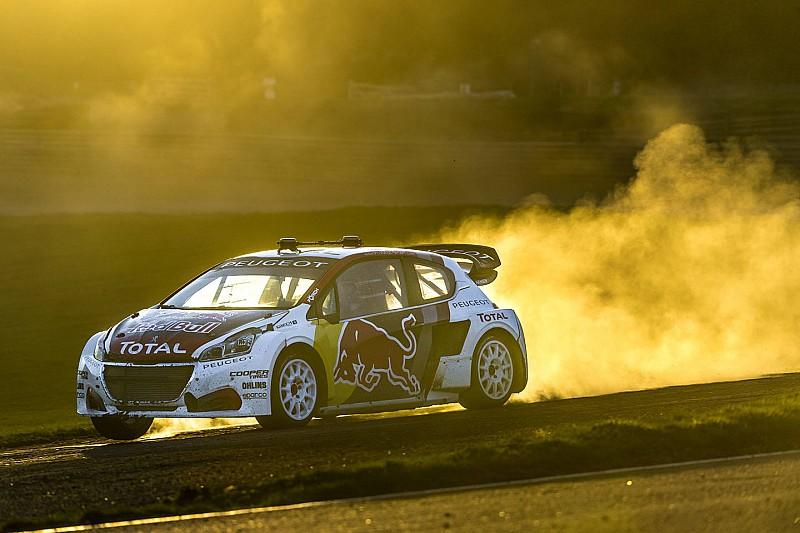 Nieuwe WRX-wagen Sebastien Loeb gepresenteerd