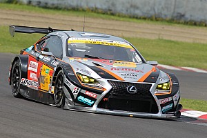 スーパーGT 速報ニュース 予選7番手獲得の51号車RC F。中山雄一「雨なら表彰台圏内狙える」