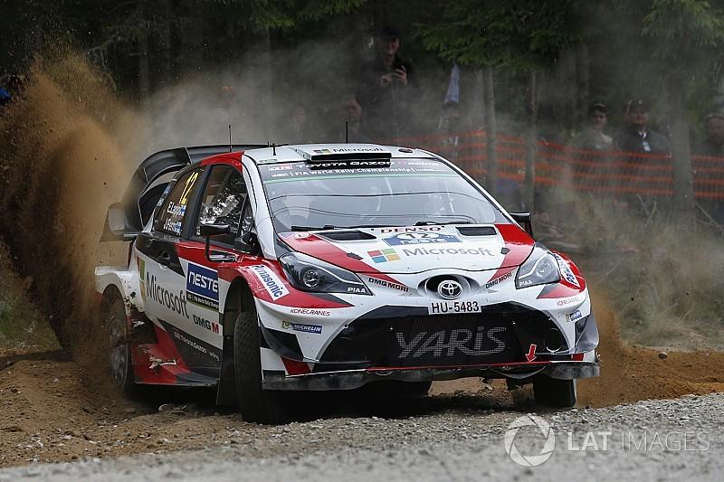 Toyota domina anche la Tappa 2 in Finlandia grazie a Lappi