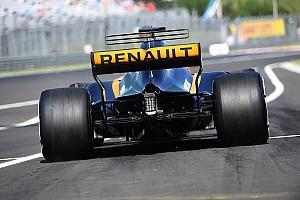 Formel 1 News Renault hat mit Formel-1-Motor 2017