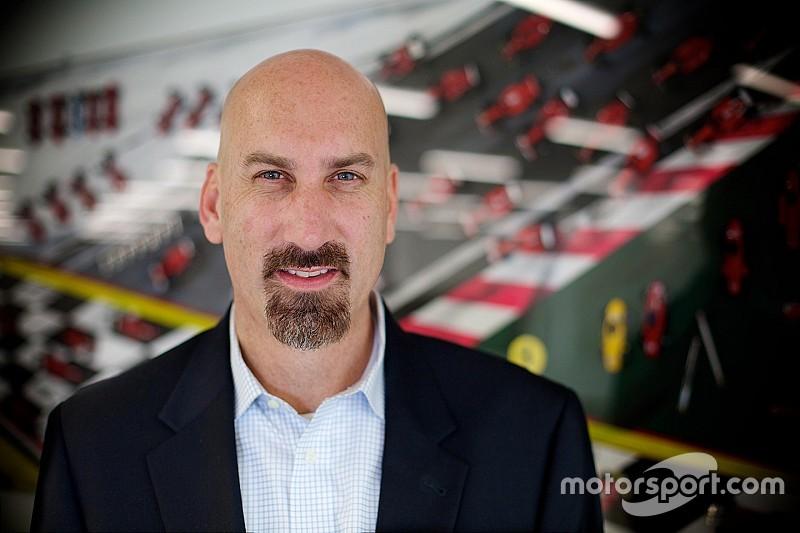 Kevin Annison wird neuer Präsident von Motorsport.tv