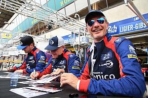 Le Mans Noticias Padre e hijo, una aventura en Le Mans