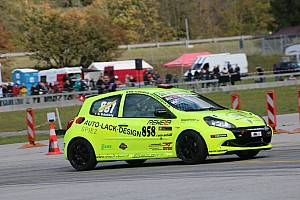 Trofei marca svizzera Gara Renault Classic Cup: Denis Wolf domina l'ultimo atto stagionale