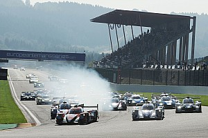 European Le Mans Race report Spa-Francorchamps ELMS: Graff wins despite late penalty