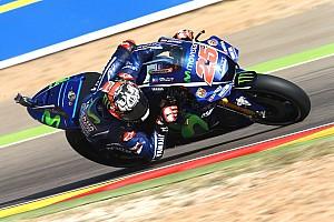 "MotoGP Motorsport.com hírek Vinales: ""A rajt után azt hittem, Rossi nyerhet"""