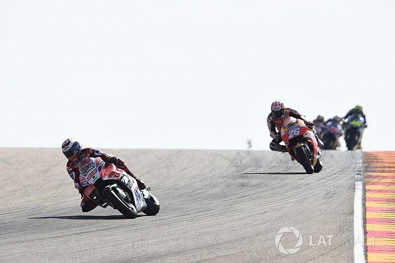 Lorenzo, Ducati ile ilk galibiyetine yakın olduğunu düşünüyor