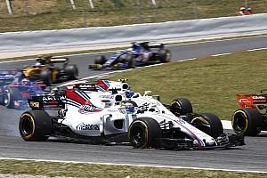 Formel 1 Kolumne F1-Kolumne von Felipe Massa: Kollision kostete 4. Platz in Barcelona