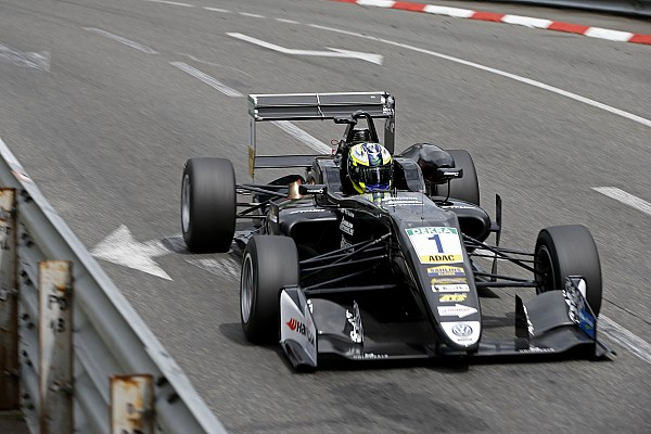 F3 Europe Pau F3: Eriksson keeps Norris at bay after Ilott crash
