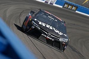 NASCAR Cup Breaking news Truex