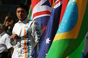 Formula 1 Breaking news Retro: Debut balapan F1 Rio Haryanto