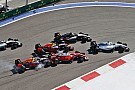 Vettel kwaad na twee beuken van Kvyat