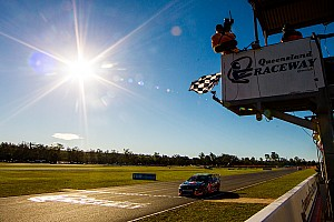 Supercars Breaking news Supercars confirms new Queensland Raceway deal