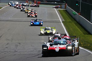WEC Breaking news Toyota expected privateers to be closer at Spa