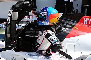 WEC Trainingsbericht WEC Spa 2018: Fernando Alonso setzt Bestzeit zum Auftakt