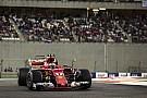 """莱科宁:省油让阿布扎比大奖赛""""一点也不像赛车"""""""
