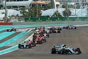 """F1 Noticias de última hora El aburrido GP de Abu Dhabi """"no era lo que queríamos"""", dice el jefe de la F1"""