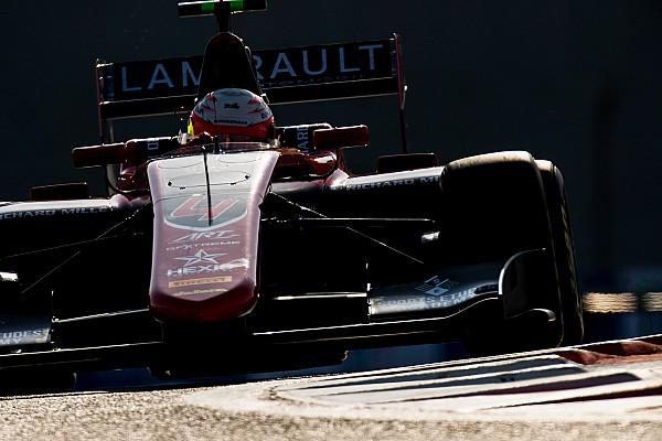 Юбер втратив зворотний поул фінальної гонки сезону GP3