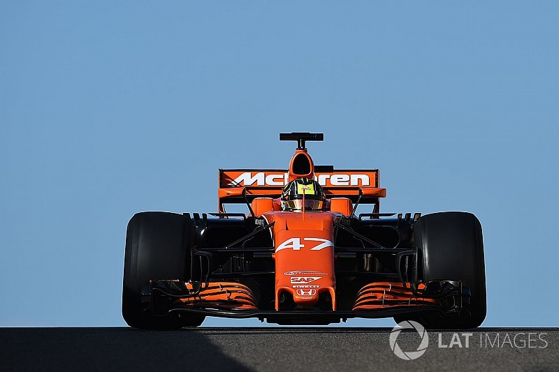 McLaren geen voorstander van vrijdagtrainingen voor Norris
