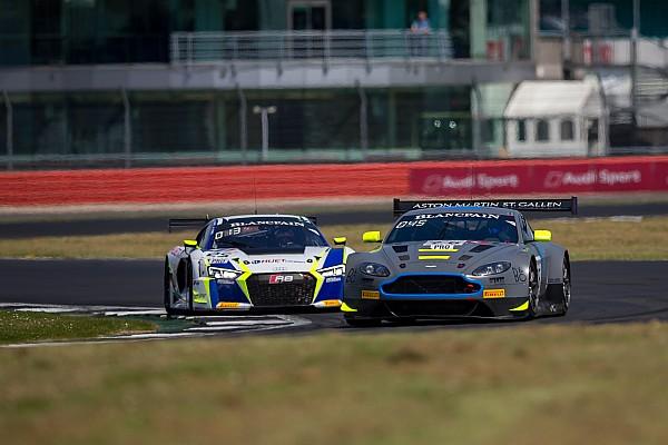 Blancpain Endurance R-Motorsport Aston Martin takes provisional maiden win