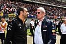 Renault explica razões do ultimato à Red Bull