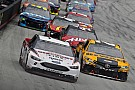 Keselowski wins Stage 2 Bristol after moving Larson