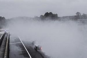 IndyCar Son dakika Barber IndyCar: Yarış Pazartesiye ertelendi