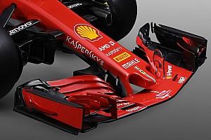 Nem másolták, de a McLaren ihlette a Ferrari első szárnyát