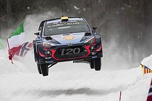 WRC Galería GALERÍA: Hyundai domina en Suecia