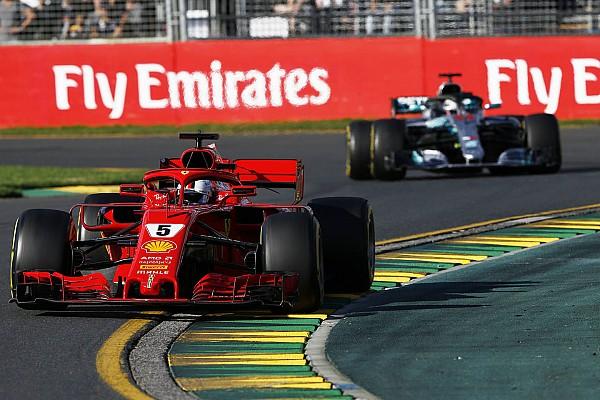 Fórmula 1 Mercedes ya sabe cuál es el error que provocó su derrota en Australia