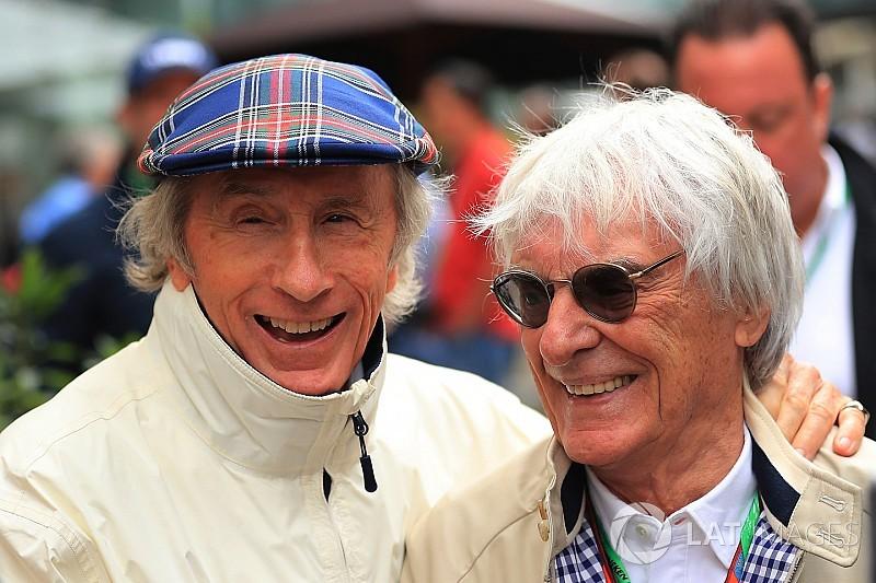 Ecclestone aconseja una Fórmula 1 eléctrica