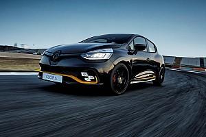 Auto Actualités Renault présente la Clio R.S. 18