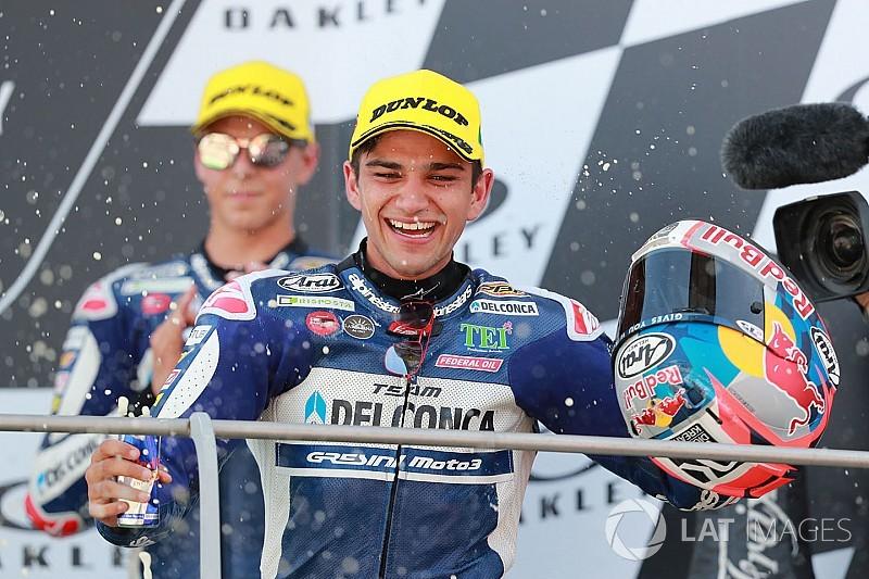 Martin promoveert naar Moto2 met Ajo KTM