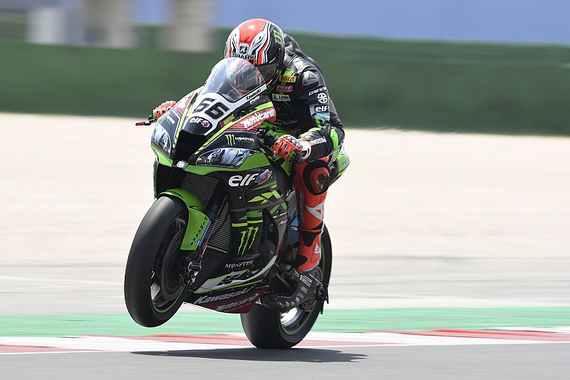 Superpole in Misano: Tom Sykes setzt Pole-Serie fort