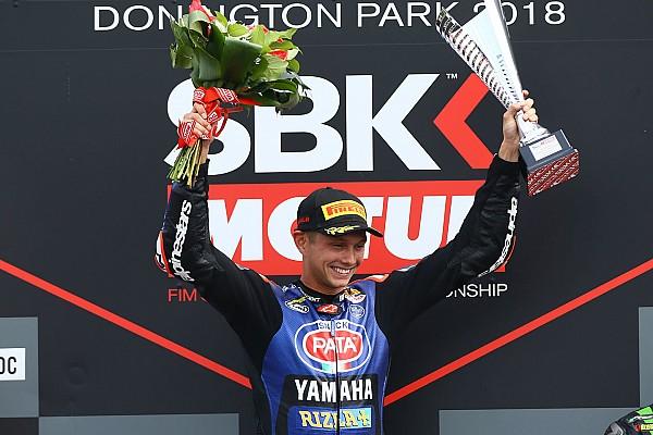 Superbikes WSBK Donington: Briljante Van der Mark wint ook tweede race