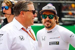 Forma-1 BRÉKING A McLaren alig várja a 2018-as szezont: Vissza az élmezőnybe?!