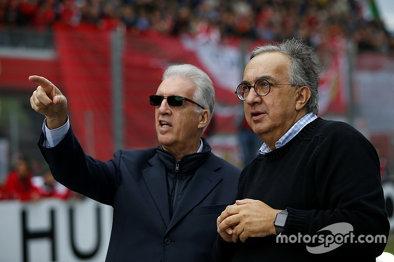"Marchionne warns Ferrari quit threat remains ""serious"""