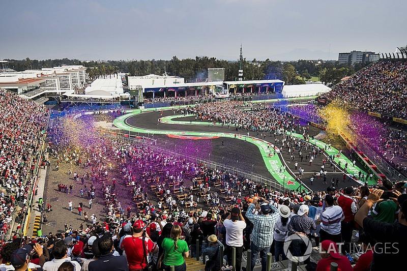 Представлено офіційну афішу Гран Прі Мексики