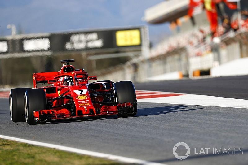 Raikkonen: Ferrari's could have gone faster in F1 testing