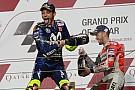 """MotoGP Rossi: """"El objetivo es no hacer carreras de mierda como el año pasado"""""""