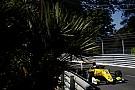 Евро Ф3 Фенестраз выиграл гонку Ф3 в По после аварии преследователя