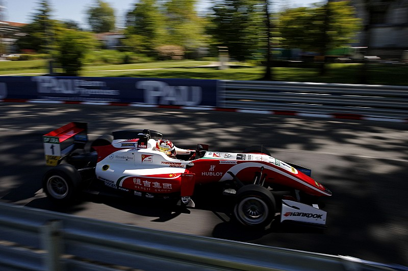 Євро Ф3 у По: китайський юніор Ferrari здобув першу перемогу