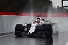 """Williams: """"Kubica semmilyen nyomást nem jelent a versenyzőinkre"""""""