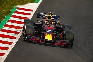 Formula 1 Testing report Ricciardo tops first morning of Barcelona F1 testing