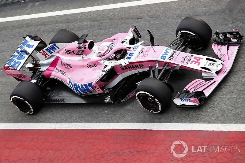 Video: How Force India and Toro Rosso stack up in 2018