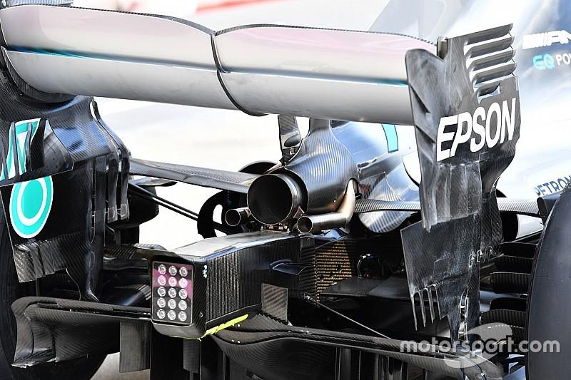 Mercedes completeert fire-up van 2019-spec F1-motor