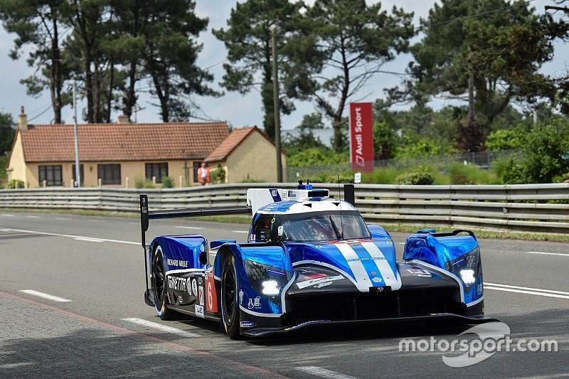 Ginetta cuts back to single car for Fuji WEC round