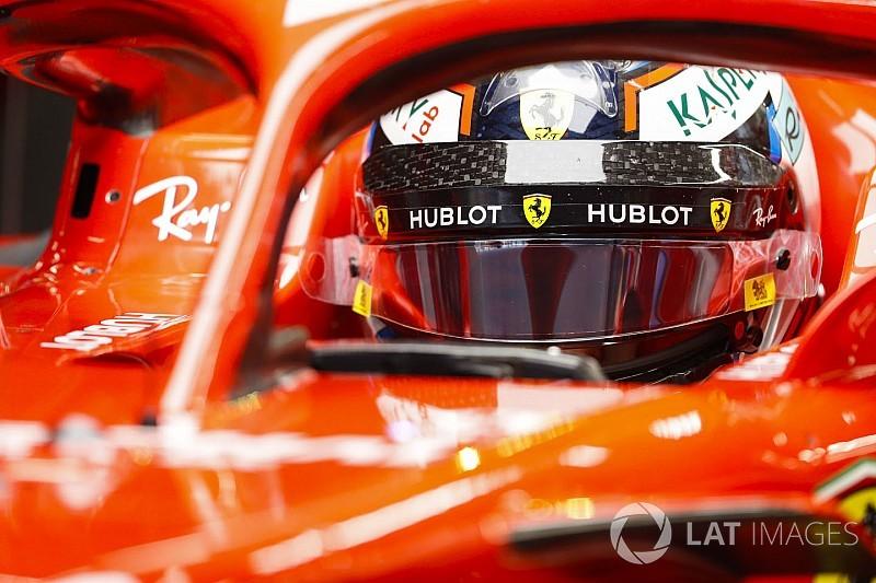 Räikkönen ne s'explique pas son échec