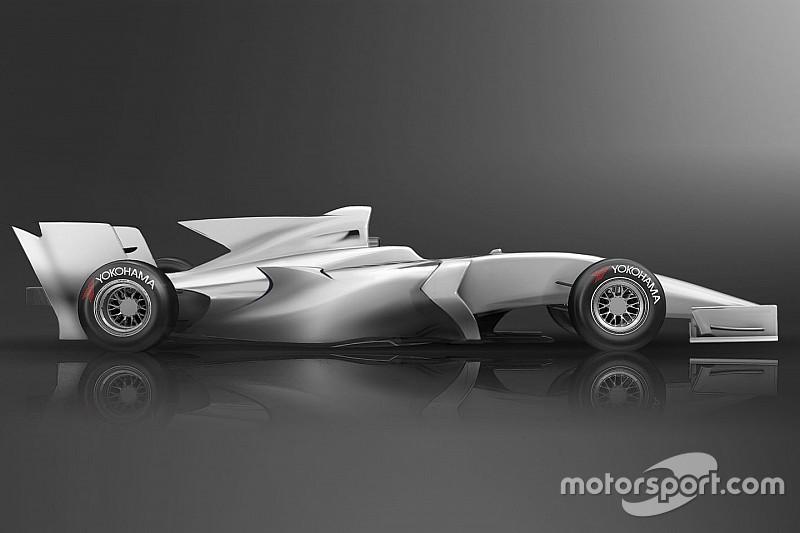 Опубліковано перші зображення машини Супер Формули 2019 року